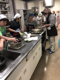 料理教室の写真